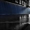 Blue Cascade by Brian Archer