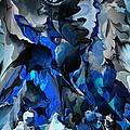 Blue Chaos by David Lane