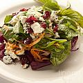 Blue Cheese Salad by New Orleans Food