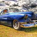 Blue Chevy Deluxe - Hdr by Phil 'motography' Clark