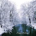Blue Christmas by Jessica Jenney