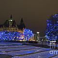 Blue Christmas.. by Nina Stavlund