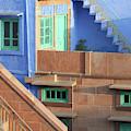 Blue City, Jodhpur, India by Jolly Sienda