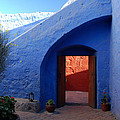 Blue Courtyard by RicardMN Photography