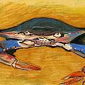 Blue Crab by Katie Sasser
