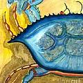 Blue Crab by Teresa Hay