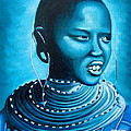Blue Day by Maryann Muthoni