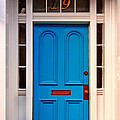Blue Door 19 by John Cardamone