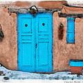 Blue Door by Charles Muhle