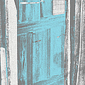 Blue Door by Douglas Settle
