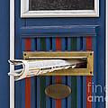 Blue Door by Heiko Koehrer-Wagner