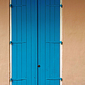 Blue Door In New Orleans by Christine Till