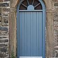 Blue Door by James DeFazio