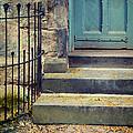 Blue Door by Jill Battaglia