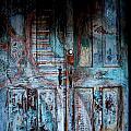 Blue Door by Monte Landis