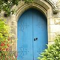 Blue Door by Peggy  McDonald