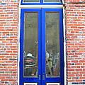 Blue Door by Terry P