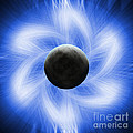 Blue Eclipse by Antony McAulay