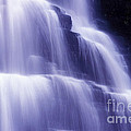 Blue Falls by Paul W Faust -  Impressions of Light