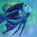 Blue Fish by Tara Moorman