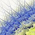 Blue Folium by Anastasiya Malakhova