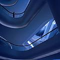 Blue Future by Shaun Higson