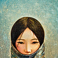 Blue Girl by Shijun Munns