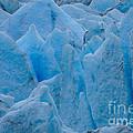 Blue Glacier by Jennifer White