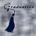 Blue Graduation by JH Designs