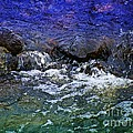 Blue Green Water by Barbara Griffin