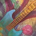 Blue Guitar by David Sobol