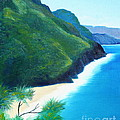 Blue Hawaii by Kristine Mueller Griffith