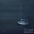 Blue Horizon by Mary Hubley