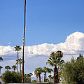 Blue Horizon Palm Springs by William Dey
