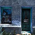 Blue House by Richard Fernandez