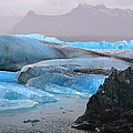 Blue Ice by Michael Sims