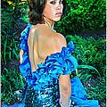 Blue Ice Princess by Brian Graybill