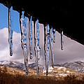 Blue Ice by Rona Black