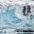 Blue Ice Shelf by Melinda Ledsome