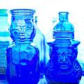 Blue In The Face by Jon Woodhams