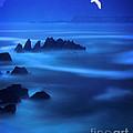 Rock Of Blues by Edmund Nagele
