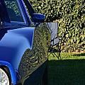 Blue Javelin Fender by Dean Ferreira