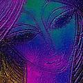 Blue Lady by Maciek Froncisz