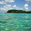 Blue Lagoon by Carey Chen