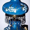 Blue Lamp by Jon Cody
