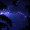 Blue Lightning by Darren Burton