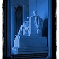 Blue Lincoln by Mike McGlothlen
