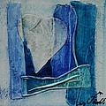 Blue Love 11 by Jorge Berlato