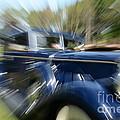 Blue Luxery by Randy J Heath