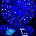 Blue Man Group Chandelier by Angus Hooper Iii